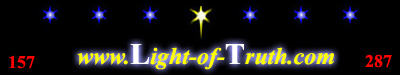 Light of Truth banner